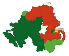 NI MAP Westminster election